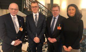 IQHP trifft Alexander Krauss (Mitglied des Bundestages/CDU)